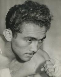 Julio Cesar Jimenez boxer