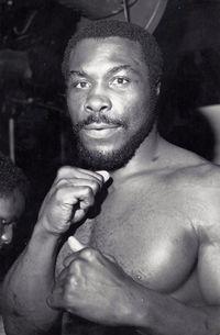Floyd Cummings boxer