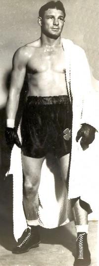 Buddy Scott boxer