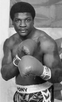 Trevor Berbick boxer