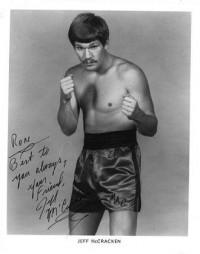 Jeff McCracken boxer