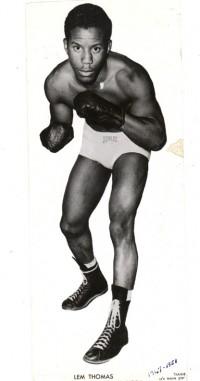 Lem Thomas boxer