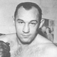 Bill Drover boxer