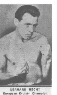 Gerhard Hecht boxer
