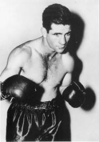 Carl Guggino boxer