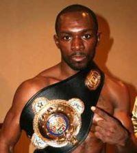 Tyrese Hendrix boxer