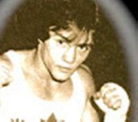 Ian Clyde boxer