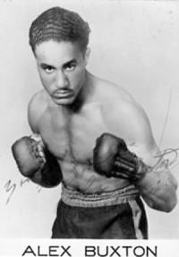 Alex Buxton boxer