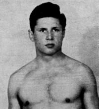 Bruno Visintin boxer