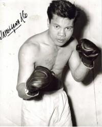 Javellana Kid boxer
