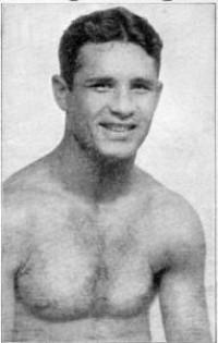 Joe Knight boxer