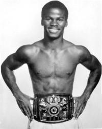 Jackie Beard boxer