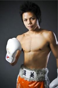 Hiroyuki Kudaka boxer