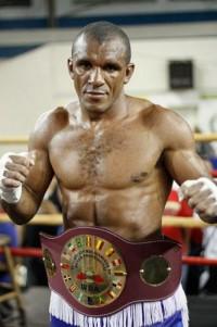 Jeferson Luis Goncalo boxer