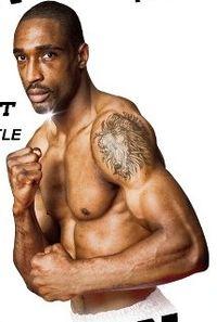 Gary Jones boxer