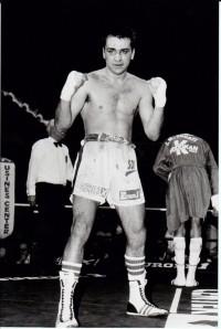Antoine Fernandez boxer