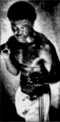 Anthony Pearson boxer
