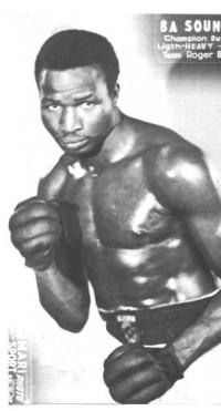 Ba Sounkalo boxer