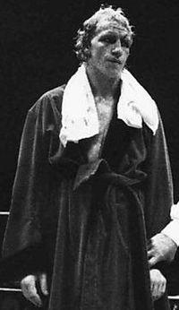 George Butzbach boxer