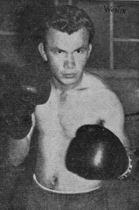 Alvaro Rojas boxer