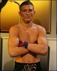Barrie Jones boxer