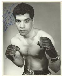 Harold Gomes boxer