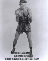 Glen Flanagan boxer