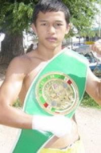 Piyapong Sorsawaeng boxer