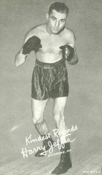 Harry Jeffra boxer