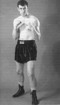 Roy John boxer