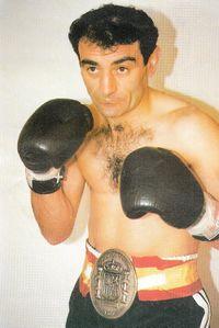 Luis de la Sagra boxer