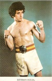 Esteban Eguia boxer