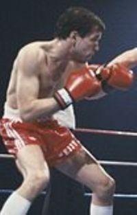 Farid Gallouze boxer