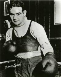Benny Lynch boxer