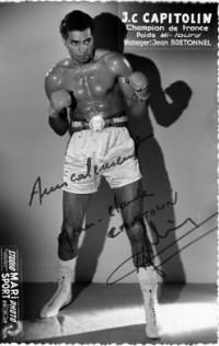 Jean Claude Capitolin boxer