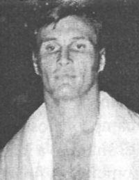 Domingo D'Elia boxer