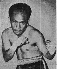 Rush Dalma boxer
