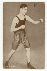 Frankie Schoell boxer