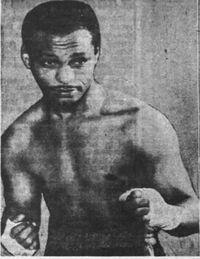 Paul Lewis boxer