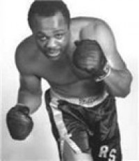 Roger Stafford boxer