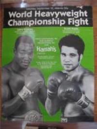 Scott Frank boxer
