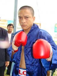 Hendrik Barongsay boxer