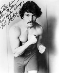 Bill Sharkey boxer