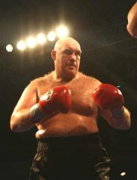 Daniil Peretyatko boxer