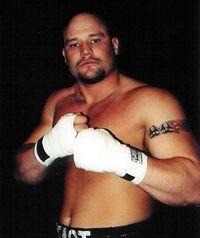 Jeremy Bates boxer