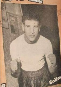Farid Salim boxer