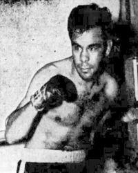 Tony Dupas boxer