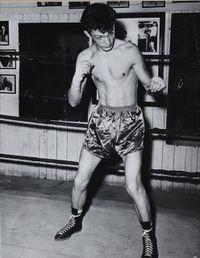 Jackie Brady boxer