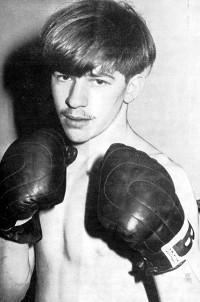 Michael Marsden boxer