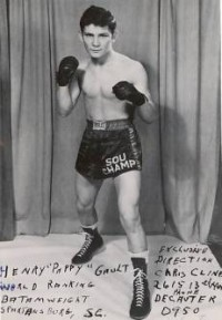 Pappy Gault boxer